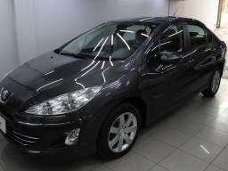 408 Sedan Allure 2.0 Flex 16V 4p Mec. - 2012