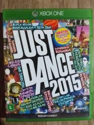 Just Dance 2015 - XBOX ONE - Mídia Física Original comprar usado  São Paulo