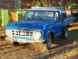 Camioneta d 10 diesel - 1985