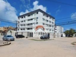 Vendo ou alugo apartamento com 02 quartos em Jardim Atlântico - Edifício Porto rico