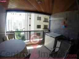 Apartamento com 3 dormitórios para alugar, 102 m² por R$ 900,00/dia - Centro - Balneário C