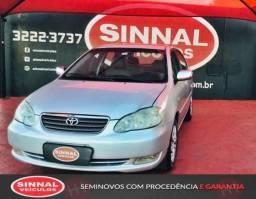 Corolla 2006/2006 1.6 XLI 16V Gasolina 4P Manual