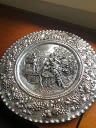 Prato de prata boliviano