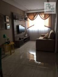 Apartamento com 2 dormitórios para alugar, 59 m² - Picanco - Guarulhos/SP
