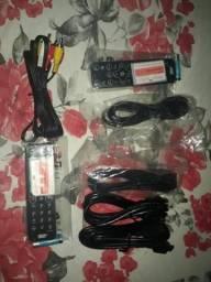 Cabo HDMI cabo audio