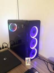 Gabinete gamer K-mex
