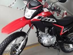 NXR 160 Bros Esdd Vermelho - 2018