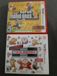 New super mario 2 e ultimate nes remix 3ds