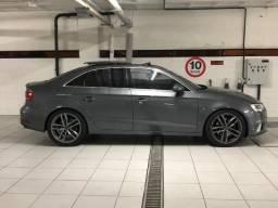 Audi A3 Ambittion 2.0, ano/modelo 2017/2018 - 2018
