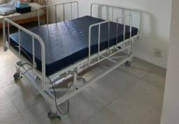 Cama hospitalar comando elétrico