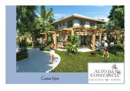 Alto da Constância Residence - casas 4 suítes, 195 m², 3 vagas - Praia do Forte
