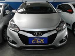 Hyundai Hb20x 1.6 gamma 16v style flex 4p automático - 2014