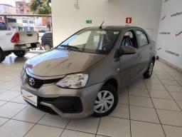 Toyota Etios 1.5 XS - 2018