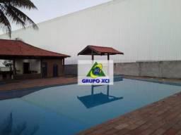 Chácara com 5 dormitórios para alugar, 5000 m² por R$ 7.000,00/mês - Água Seca - Piracicab