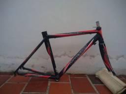 Frameset Vicini Roubaix tamanho 50 (Speed, road, estrada, Quadro, garfo)