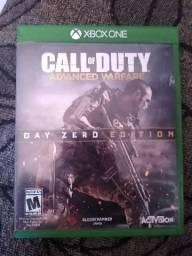 Jogo Xbox one Call of Duty Advanced Warfare Day zero Edition comprar usado  Bauru