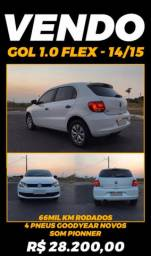 Vendo Gol G6 1.0 Flex 2015