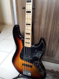 Contra baixo SX Jazz Bass SJB 75c