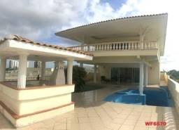 Casa duplex com 3 quartos, vista mar, 6 vagas, nascente, piscina, Bairro de Lourdes, Dunas