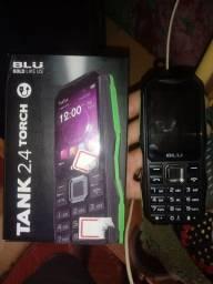 Vendo esse celular novo com dois dia de uso cemi novo e um dois chipi e cartão de memoria