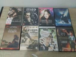 Dvd's Filmes Nacionais e internacionais