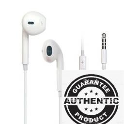 Produto autêntico Fone iPhone Earpods