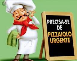 Pizzaiolo com experiência