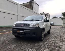 Fiat Uno Furgão - 5mil + 599 Mês