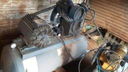 Compressor Primax 40Pes Alta Pressão