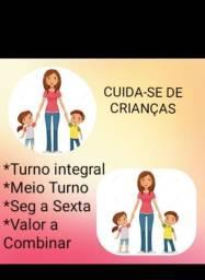 Babá / Cuido de crianças
