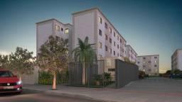 APT 125, Maraponga, apartamento com 02 quartos, documentação inclusa