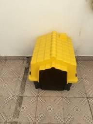 Casa Pet Injet Evolution Prime Colors Amarela - Sem Uso