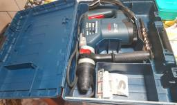 Seminova Martelo Perfurador Rompedor GBH 4-32 DFR Professional