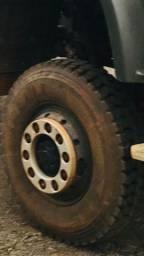 Roda de caminhão 10 furos aro 20