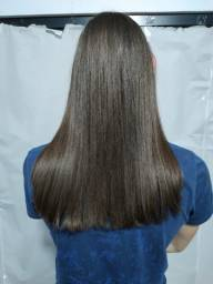 Vendo cabelo natural 50cm