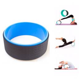 Roda Anel Yoga Pilates Magic Wheel Flow Circle Arco