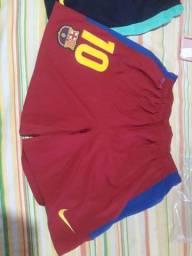 shorts do barcelona