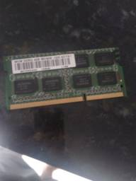 Memoria Ram 4gb notebook DDR3