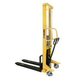 Empilhadeira manual Garfo Fixo 0,5 tonelada (0,5 tf) - Usada