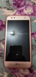 Celular LG K10 Power em perfeito estado