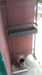 Título do anúncio: Vendo churrasquera120 reais