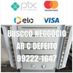 Título do anúncio: Ar Condicionado 10.000 Btu 110V Economico Entrego Gratis Ac Cartão 5x Pix