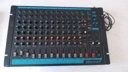 Mesa de Som - Mixer Oneal OMX-12