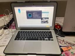 MacBook Air 2017 com caixa e nota