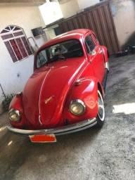 Fusca 1973 vermelho