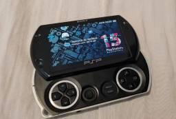 psp go Perfeito completo Playstation Portable