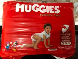 Título do anúncio: Fralda Huggies G