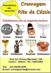 Cromagem Delivery Rita de Cássia