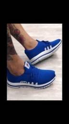 Tênis fila azul