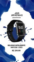 Relógio Inteligente Haylou LS02 - Top de Linha - Garanta o seu agora mesmo !!